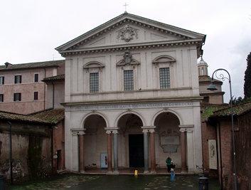 Roma, San Sebastiano fuori le Mura 02