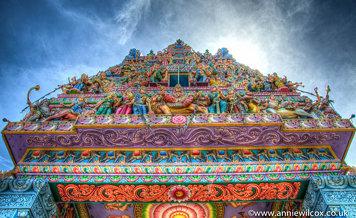 维拉马卡卡拉曼庙 AKA Sri Veeramakaliamman Temple