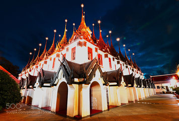 Wat Ratchanadda,
