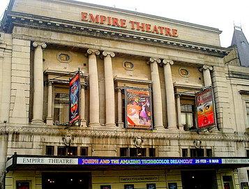 Liverpool Empire Theatre