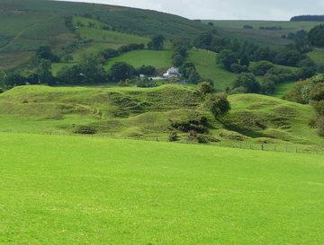 Bryn Amlwg Castle
