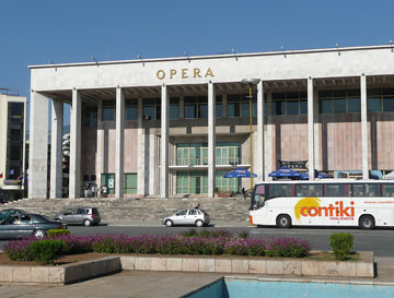 The Palace of Culture
