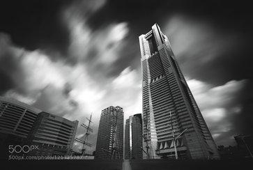 Landmark Tower.