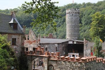 Schloss Hauenstein (Horní Hrad)