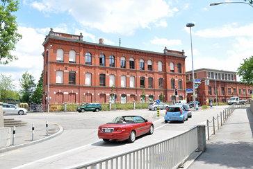 Zürich, Rote Fabrik