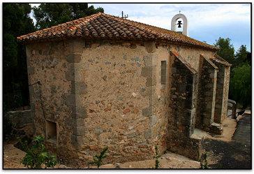 Ermita de Sta. Helena d'Agell, Cabrera de Mar