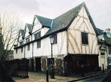 Leicester Guildhall pentax me test shot 24mm lens