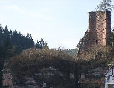 Elmstein Castle
