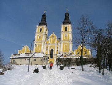 Graz, Styria, Mariatrost (Maria-Consolazione, María-Consuelo, Marie-Consolation) Basilika (Wallfahrt