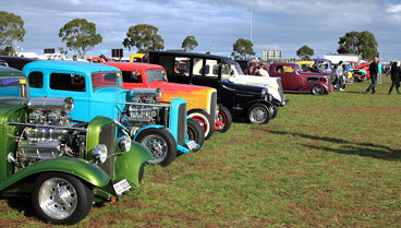 2011 Australian Street Rod Nationals Geelong , Victoria.