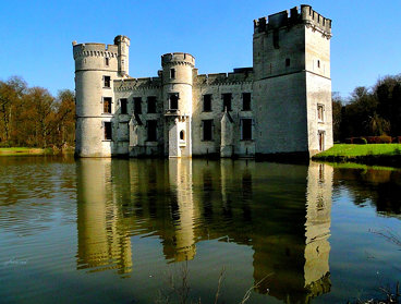 National Botanic Garden of Belgium 1- Boechout castle
