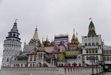 015 - Izmaylovo - Kremlin