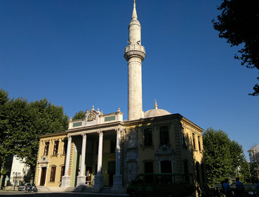Mosque in Nisantasi
