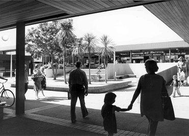 Jamison Shops - March 1978 (Jamison Centre, Macquarie)