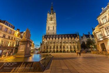Gent, Flanders Belgium