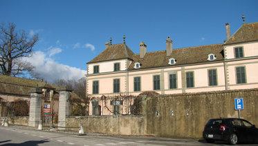 Coppet château