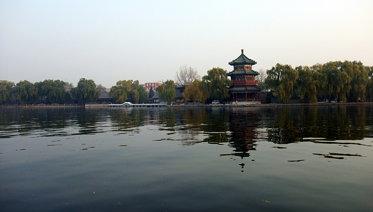 北京 什刹海 后海 YunHai Shichahai