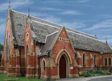 All Saints Anglican Church (Petersham, New South Wales)