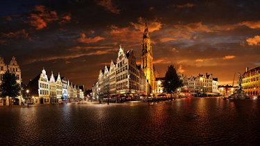 """""""Grote Markt"""", Antwerpen, Belgium"""