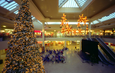 Christmas Shopping at the Metrocentre