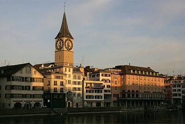 St. Peter, Zürich