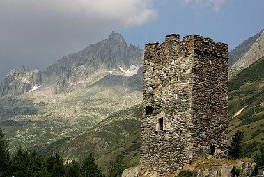 Hospental Castle
