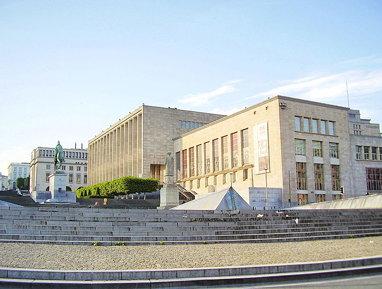 Королевская библиотека Бельгии