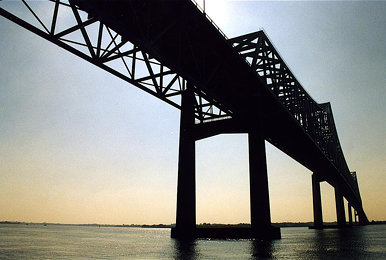 Commodore Barry Bridge, Philadelphia