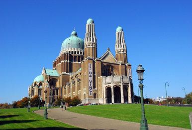 Nationale Basiliek van het Heilig Hart, Koekelberg
