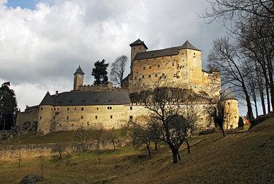 Rapottenstein castle