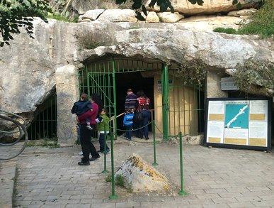 Għar Dhalam, Dwarf Elephant and Hipo Cave, Malta.