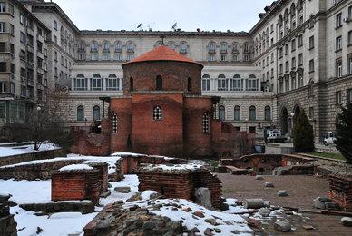Sofia - Saint George Rotunda