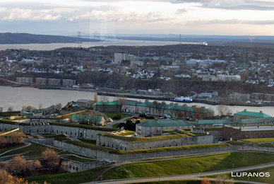 la Citadelle de Québec ( Québec )