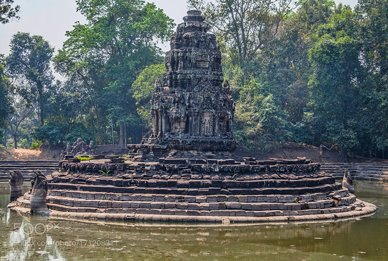 Ancient Angkor (Neak Pean)