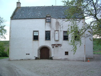 Allardice Castle
