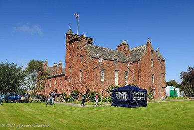 Ethie Castle 2011-07-17