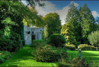 Gidleigh Castle ruins, Dartmoor