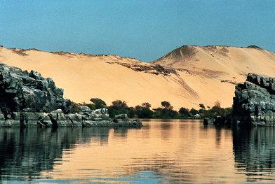 87 090 - Egypte, ile Elephantine