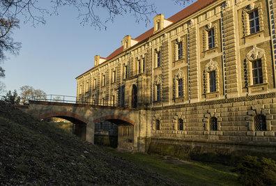 Palace in Żagań