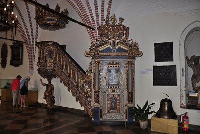 Pomeranian Dukes' Castle in Darłów 8