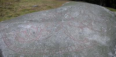 granby rune stone (U 337)