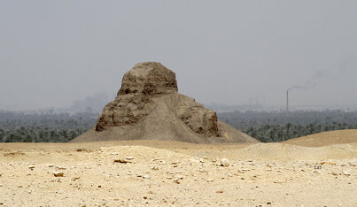 The Pyramid of Amenemhet III