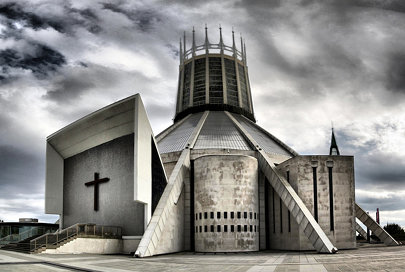 090818 Liverpool - Metropolitan Cathedral (1)