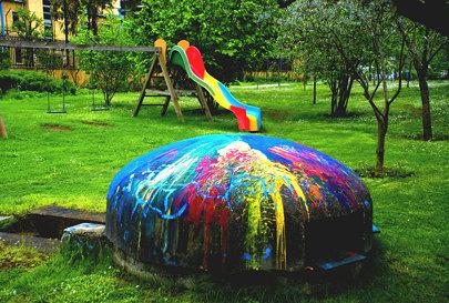 Playground Bunker III