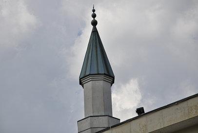VIJS-Frühlingsfahrt nach Annemasse/Genf - Das Minarett