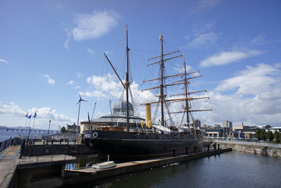 Royal Research Ship Discovery, Dundee