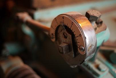 Bruichladdich Distillery detail