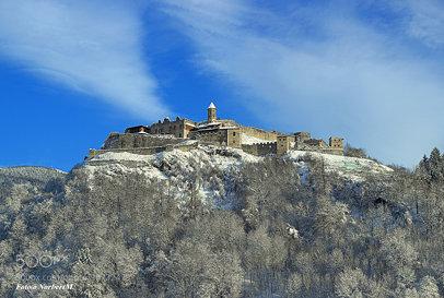 Die Winter - Festung......