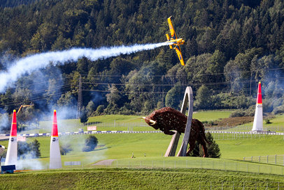 Red Bull Airrace Spielberg 2015