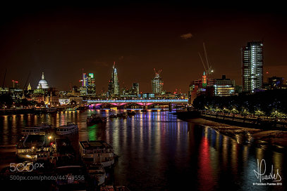 London night view